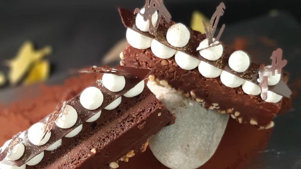 patisseries au chocolat, restaurant eyragues, Le Pré Gourmand